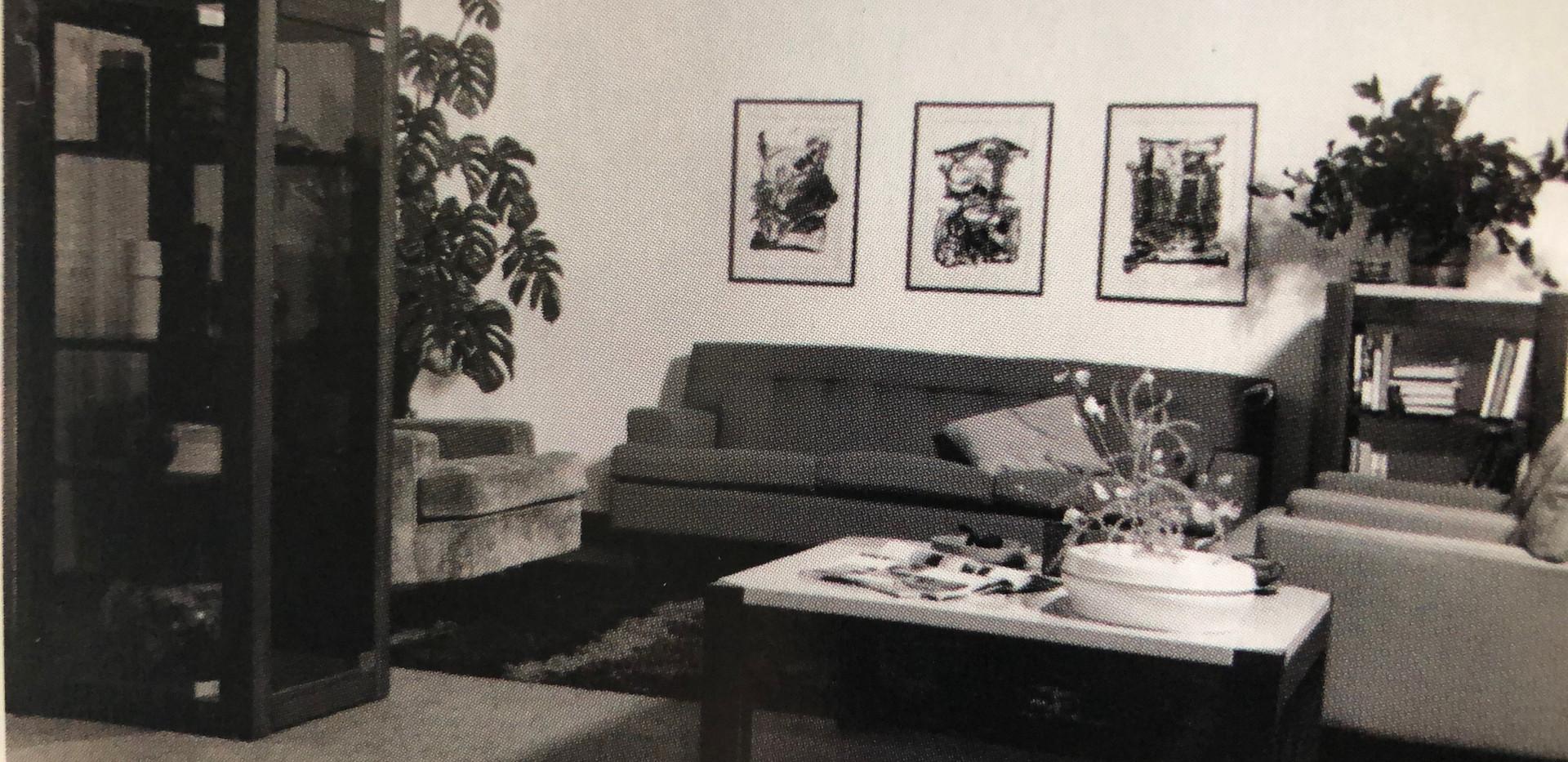Techniform Lounge 1961