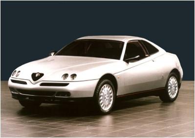 Alfa Romeo Coupe - 1992