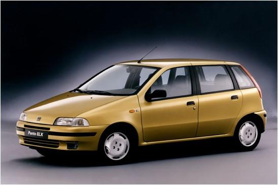 Fiat Punto - 1992