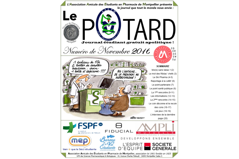 Potard Novembre 2016