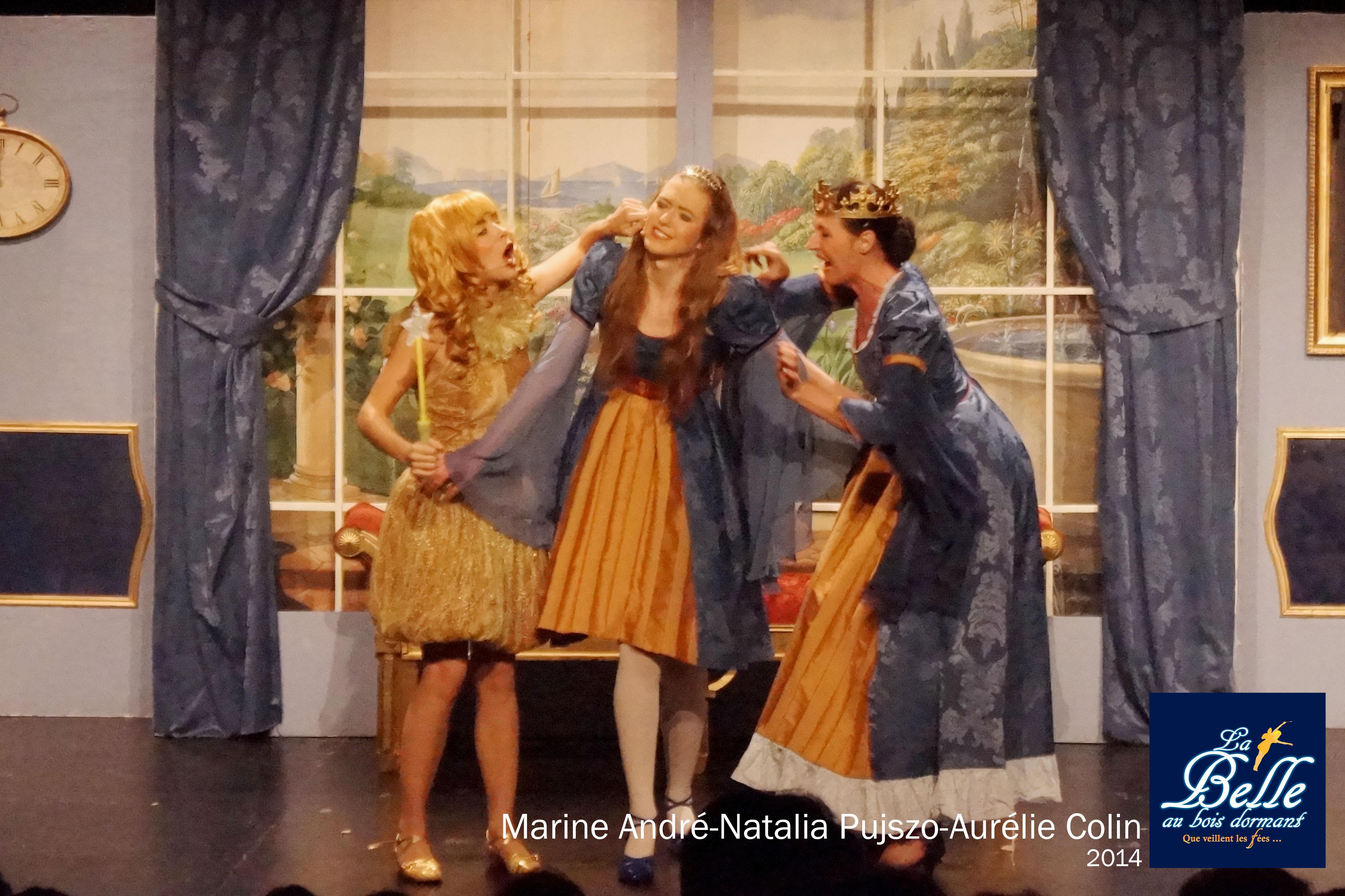 LBABD-Fee Doree Princessse Reine - 201412 A