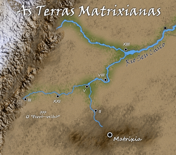 As Terras Matrixianas