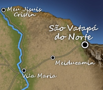 Pedragreste, o ermo oriental da Cornália