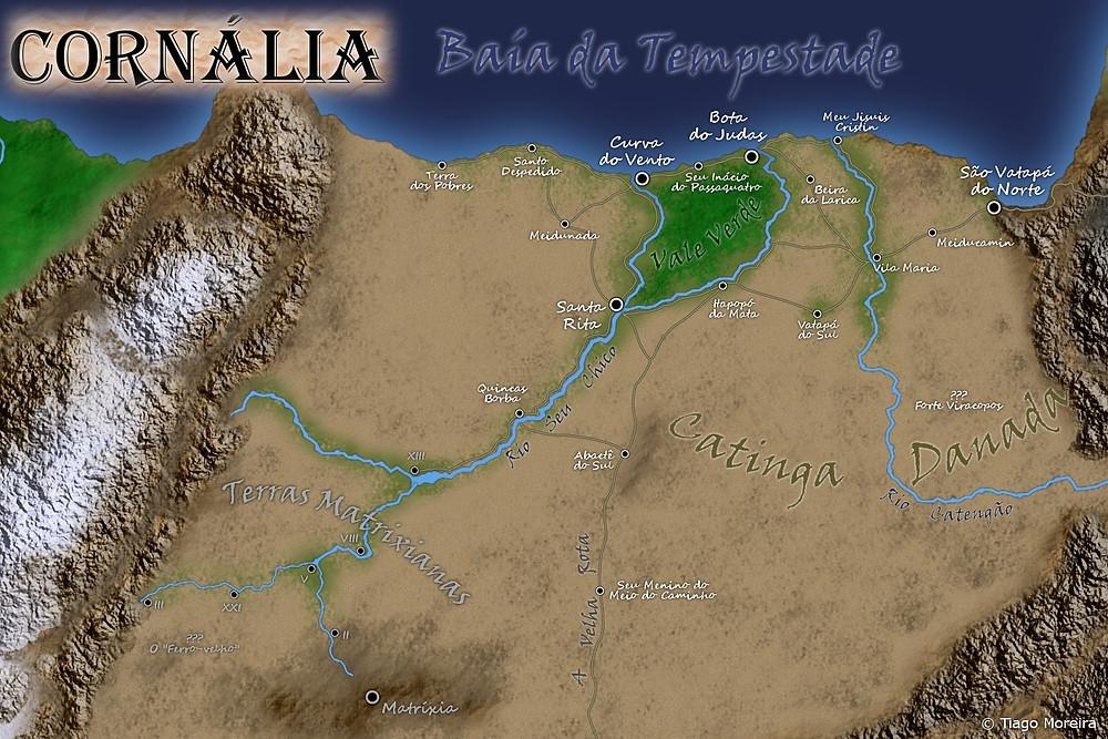 Cornália, a Terra dos Cornos