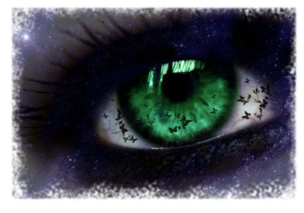 O olhar de um magista é capaz de ver as energias arcanas fluindo...