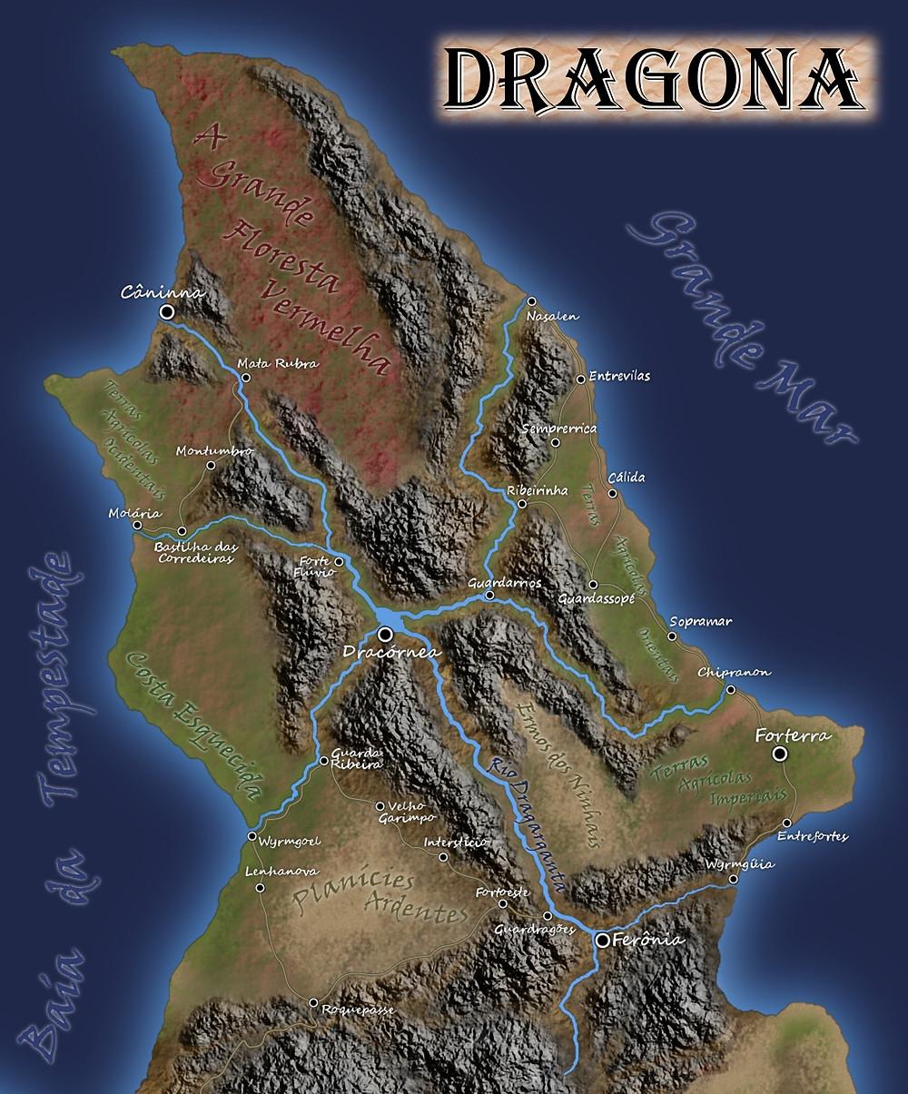 Dragona, o Reino dos Dragões