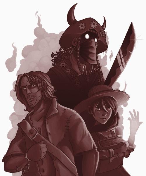 Zé Calabros, Mara'iza e o Rei do Cangaço