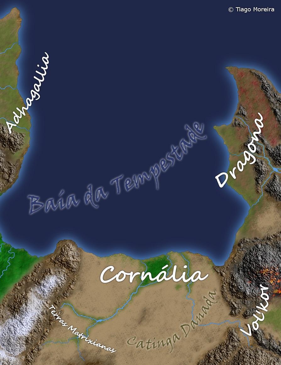 Cornália - Visão Continental