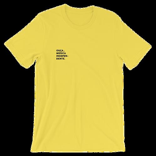 camiseta ouça classic