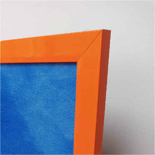 Plana Color Naranja Ref. 2923