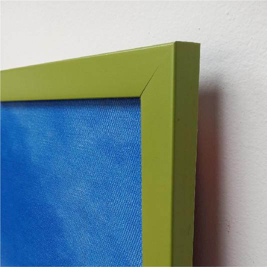 Plana Color Verde Lima Ref. 2820