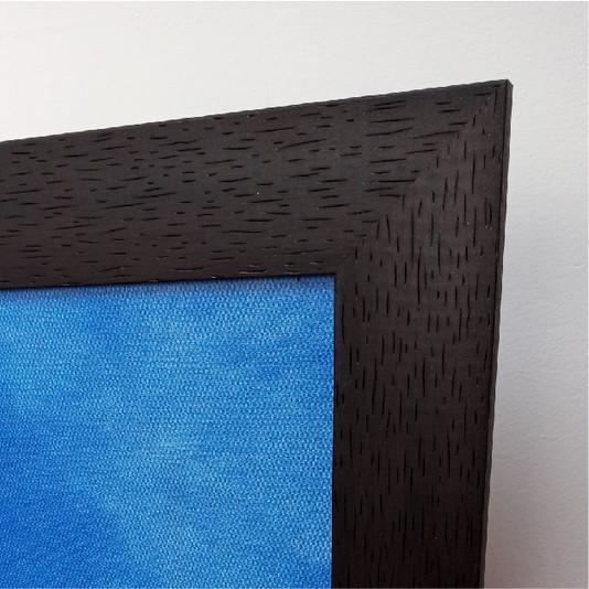 Plana Color Wengue Texturizada Ref. 3704
