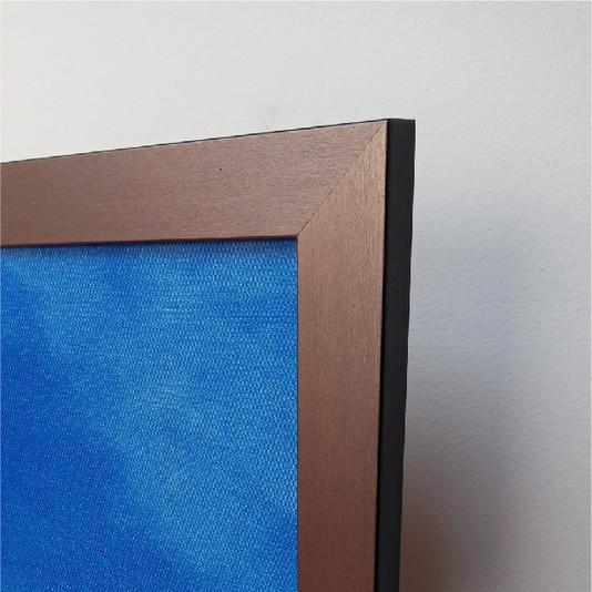 Plana Color Plateado Grafito Matizado Ref. 2909
