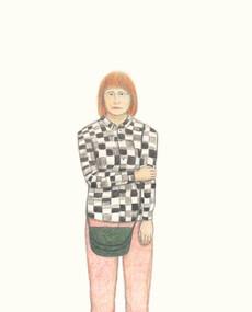 o. T. ( Ursula Arnold: Stargarder Straße, Berlin 1966. In: Ursula Arnold, Arno Fischer, Evelyn Fischer - Gehaltene Zeit, Museum der Bildenden Künste Leipzig) 1Z