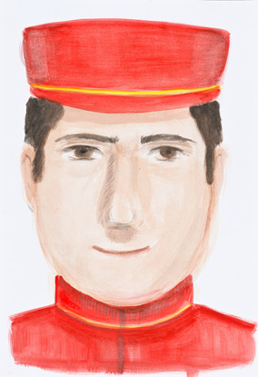 Concierge (Gesicht 2)