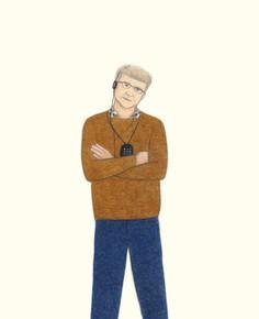 o. T. ( Sighard Gille: Begegnungen. Für Max Beckmann. In: Sighard Gille - ruhelos, Museum der Bildenden Künste Leipzig)