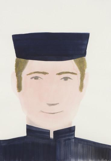 Concierge (blau 1)