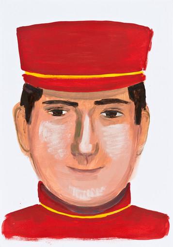 Concierge (Gesicht 3)