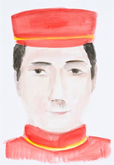 Concierge (Gesicht 1)