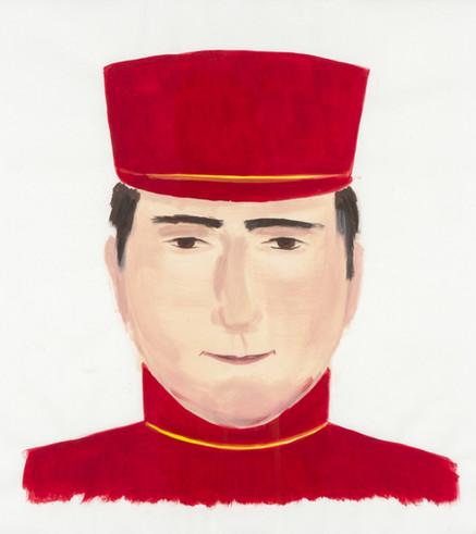 Concierge (Gesicht 4)