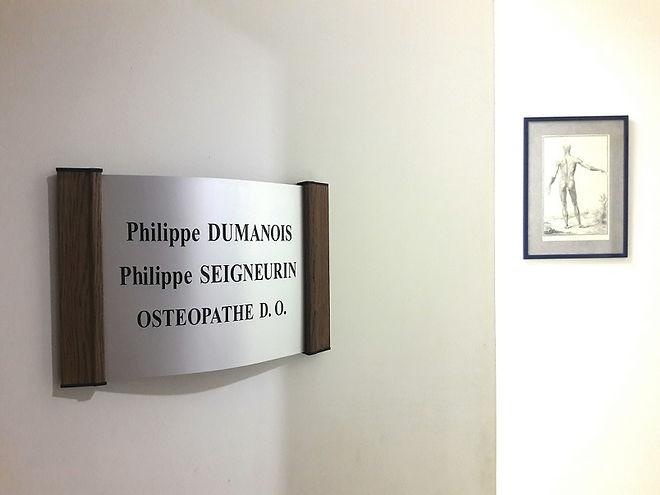 philippe dumanois et seigneurin osteopat