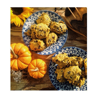 Pumpkin Prevails via baked goods