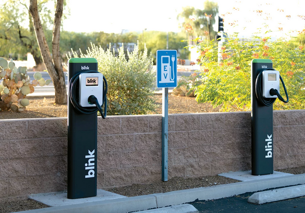 Blink Charging Stations >> As Chile Aggressively Promotes Green Transportation Blink
