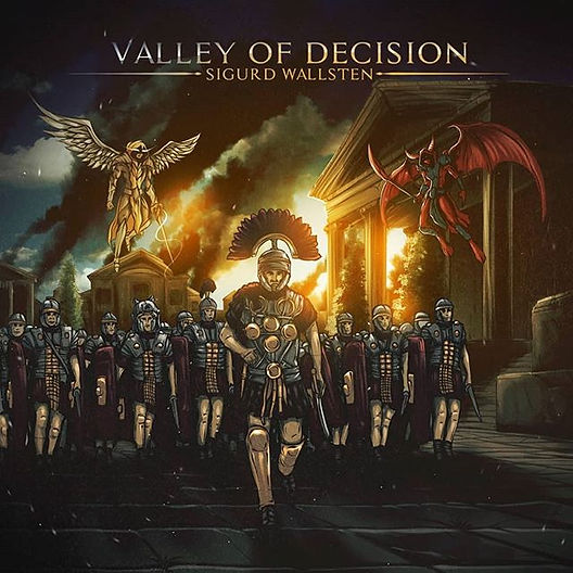 Valley of Decision!  On YouTube and all popular distribution sites.jpe