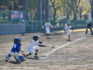 王貞治杯九州学童軟式野球大会1回戦・準決勝