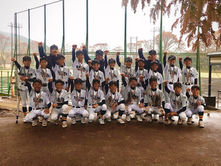王貞治杯九州学童軟式野球大会 決勝戦⚾