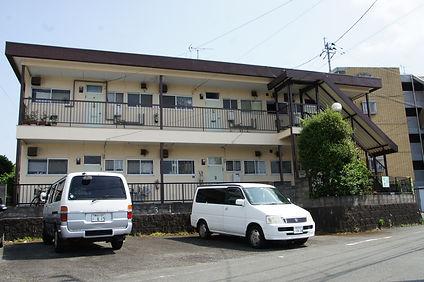 上野アパート 2K