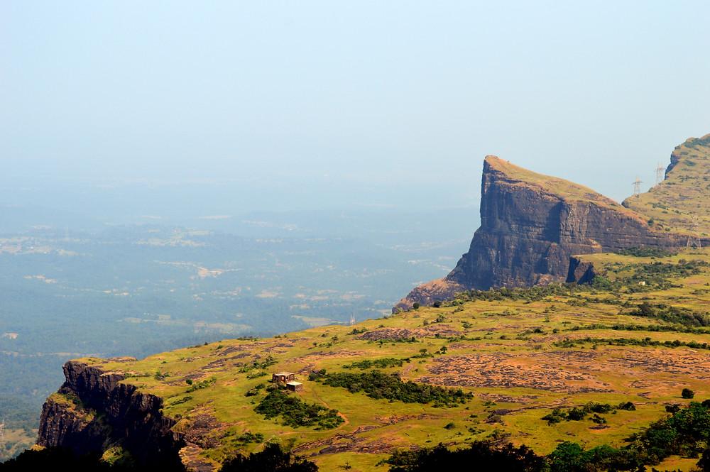 Naneghat Plateau