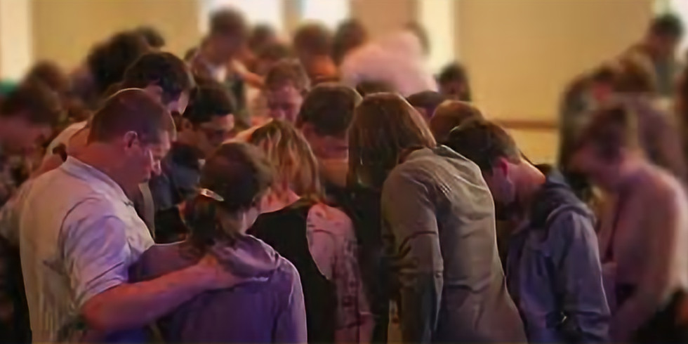 PFV Prayer Gathering with Kingdom Sending Center at New Covenant Fellowship Church