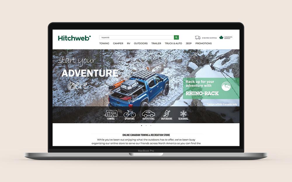 Hitchweb Site