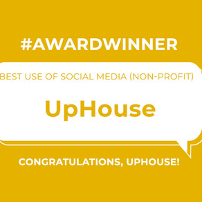 UpHouse Secures Two Wins at This Year's Hashtag Awards