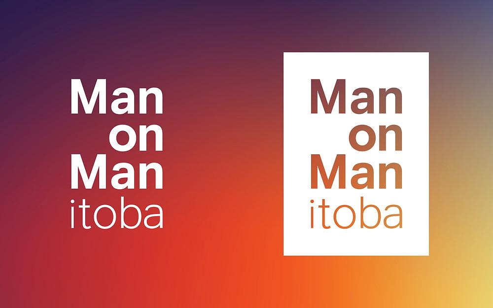 Man on Manitoba Logo