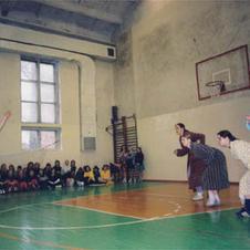 S!k! Līga priekšnesums Korporāciju sporta dienā, 23.03.2002.
