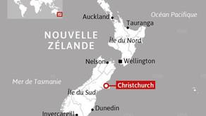 Attentat anti-musulmans dans deux mosquées - Nouvelle-Zélande -