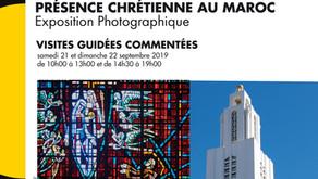 PRÉSENCE CHRÉTIENNE AU MAROC #JEP2019