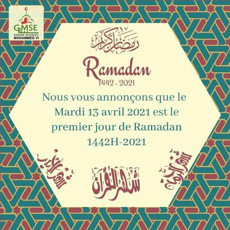 Ramadan 2021 - 1442H