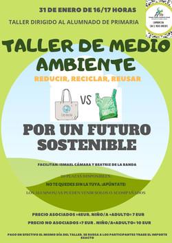 TALLER DE MEDIO AMBIENTE
