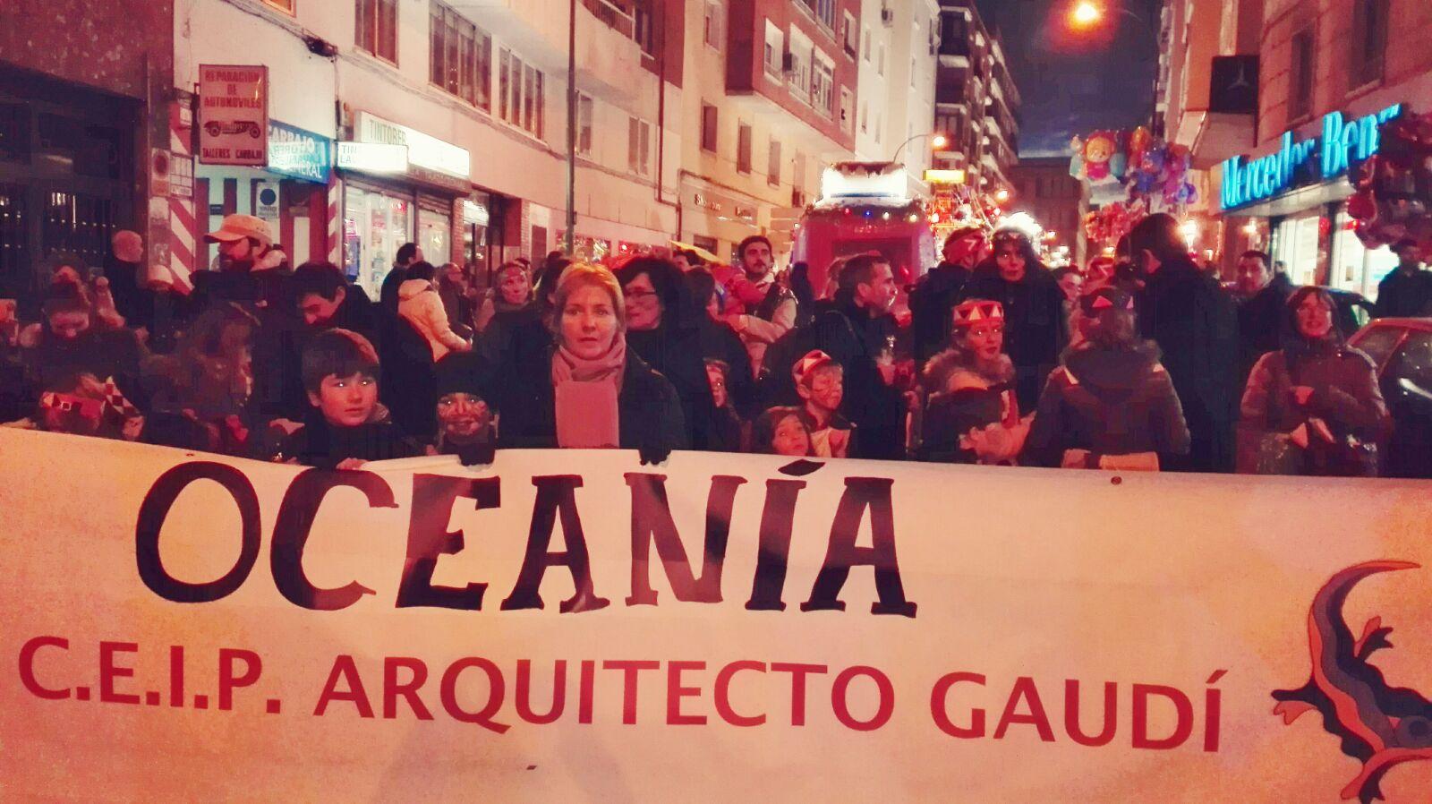 CABALGATA DE REYES 3 DE ENERO