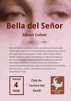 CLUB DE LECTURA 4 MARZO