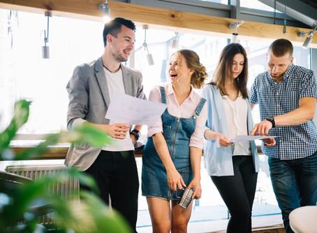 Você sabe o que são os espaços de Coworking?