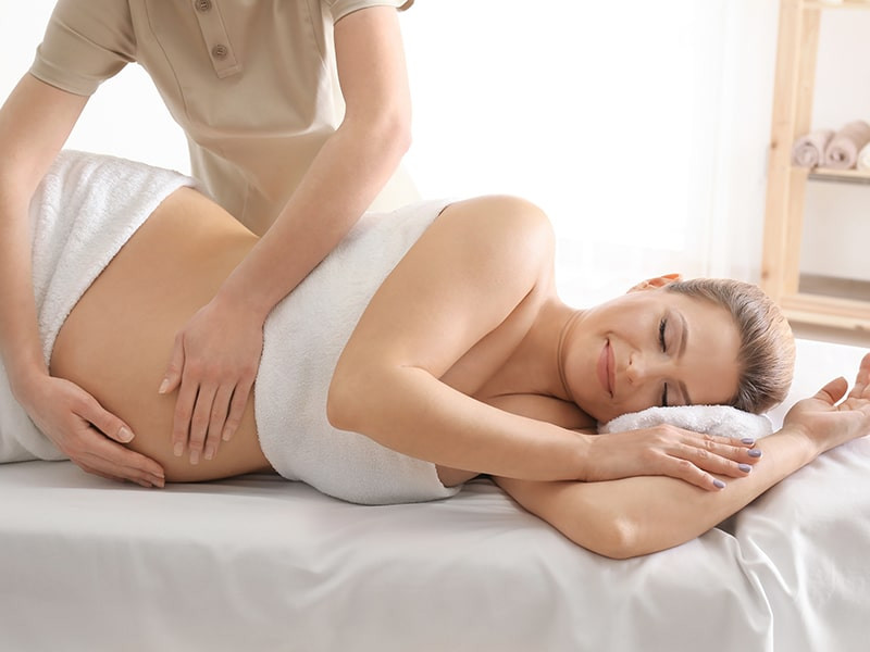 massage grossesse enceinte