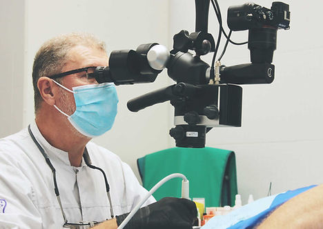 лечение периодотита под микроскопом фото