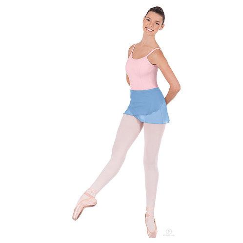 "EU13125 11"" Mini Wrap Skirt"