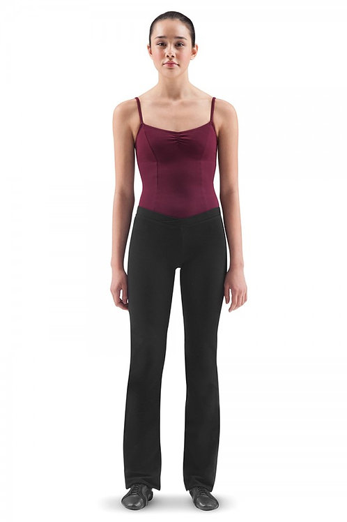 P3618R Bloch Cotton V-Front Jazz Pants