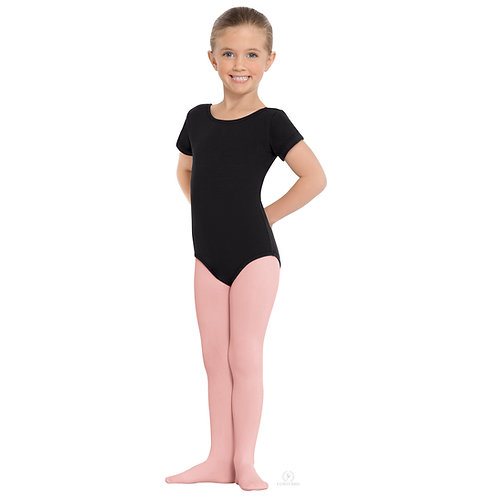 215C Euroskins Child Footed Tights