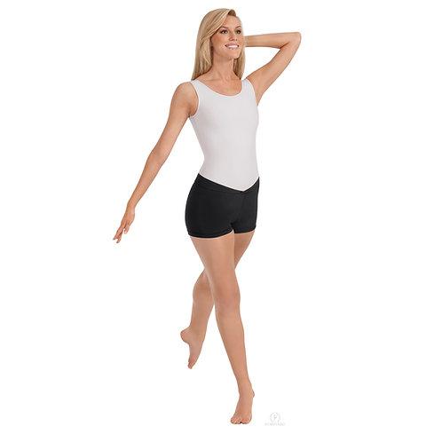 44754 V Waist Booty Shorts